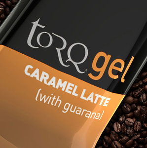 Torq gel Caramel Latte  (with Guarana)