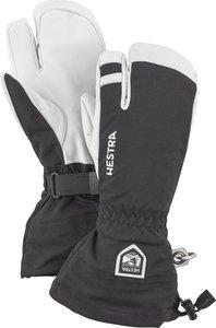 Hestra Army Leather Heli Ski drie vinger
