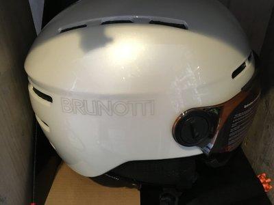 Brunotti vizier helm